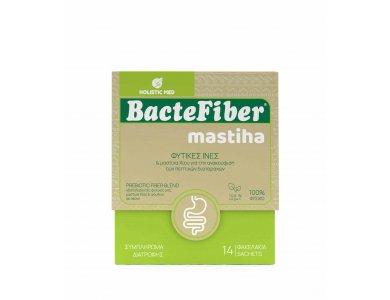 Holistic Med Bactefiber Mastiha, Για την Κινητικότητα του Εντέρου & Υγεία Πεπτικού, 14 φακελάκια