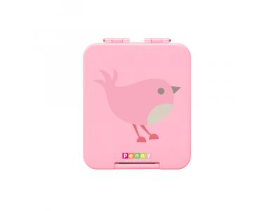 Penny Scallan Bento Box Mini, Chirpy Bird, Πλαστικό Δοχείο Φαγητού