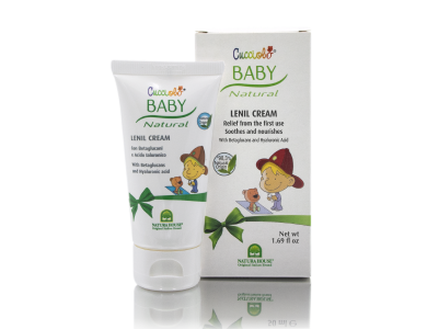 Power Health Cucciolo Baby Lenil Cream Καταπραΰντική Κρέμα 50ml