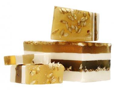 Fresh Line Shrinked Cardamom Soap, Kάρδαμο & Λευκό Τσάι Χειροποίητο Σαπούνι 120gr