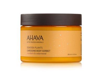 Ahava Dead Sea Plants Caressing Body Sorbet Mandarin & Cedarwood, Κρέμα Σώματος , 350ml