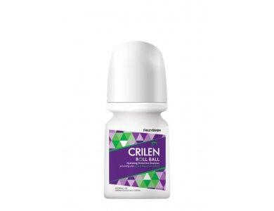 Frezyderm Crilen Roll Ball Εντομοαπωθητικό Γαλάκτωμα, 50ml