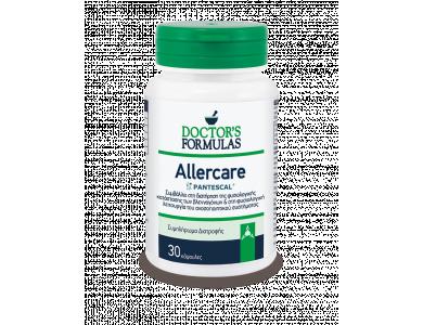 Doctor's Formulas Allercare Φόρμουλα για τη Φυσιολογική Λειτουργία του Βλεννογόνου & του Ανοσοποιητικού 30tabs