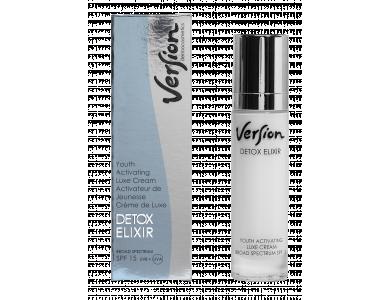 Version Detox Elixir Cream SPF15, 50ml