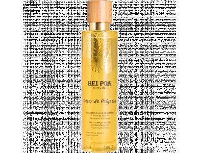 Hei Poa Monoi Dry Oil Tahiti, Ξηρό Λάδι Ενυδάτωσης & Θρέψης για Μαλλιά & Σώμα, 100ml