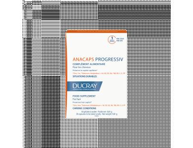 Ducray - Anacaps Progressiv Κουτί με 30 κάψουλες