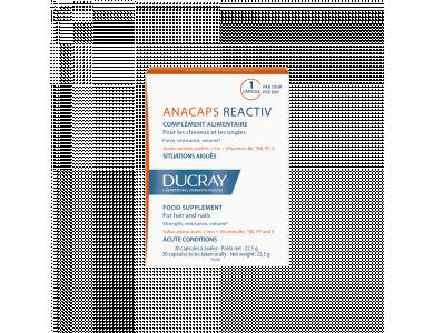 Ducray - Anacaps Reactiv 30 κάψουλες