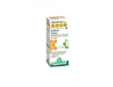 Specchiasol E.P.I.D. Oral spray lime 15ml
