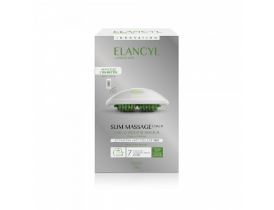 Elancyl Slim Massage + Gant Connecte - Συνδεδεμένη συσκευή μασάζ κατά της κυτταρίτιδας 200ml