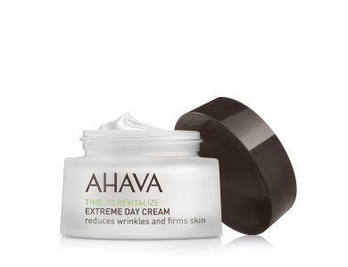 Ahava Time To Revitalize Extreme Day Cream, Κρέμα Ημέρας Άμεσης Σύσφιξης Προσώπου, 50ml