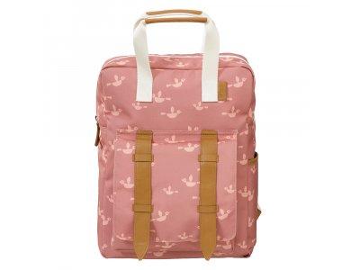 Fresk Large Backpack, Σακίδιο-Τσάντα Πλάτης, Πουλιά Μεγάλο Μέγεθος 36 x 26εκ., 1τμχ