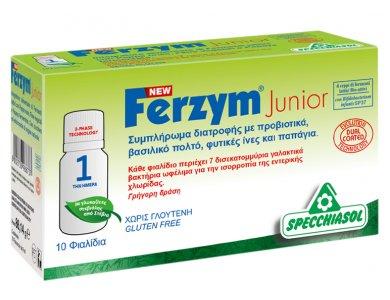 Specchiasol Ferzym Junior 10 vials