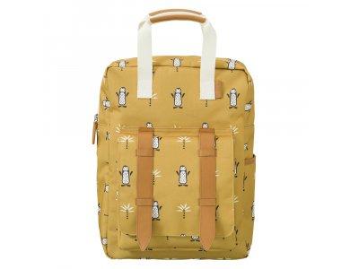 Fresk Large Backpack, Σακίδιο-Τσάντα Πλάτης, Πιγκουίνος Μεγάλο Μέγεθος 36 x 26εκ., 1τμχ