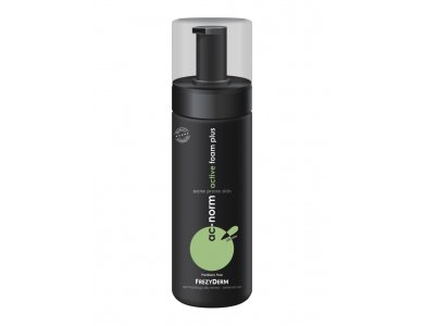 Frezyderm AC Norm Active Foam Plus Αφρός Καθαρισμού Προσώπου για το Λιπαρό Δέρμα με Τάση Ακμής, 150ml