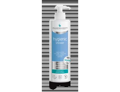 Pharmasept Tol Velvet Hygienic Shower, Αφρόλουτρο με Ήπια Αντισηπτική Δράση για Σώμα, Πρόσωπο & Ευαίσθητη Περιοχή, 500ml