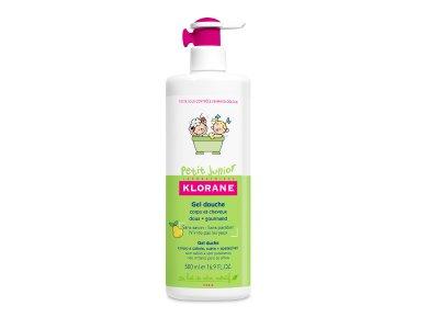 Klorane Ζελ ντους για σώμα και μαλλιά  με άρωμα Αχλάδι - 500ml