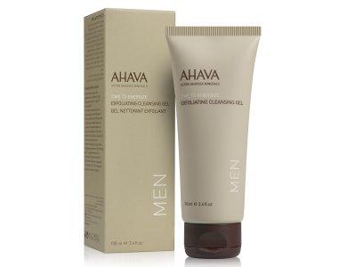 Ahava Men Care Exfoliating Cleansing Gel, Ζελέ Καθαρισμού & Απολέπισης Για Άνδρες, 100ml
