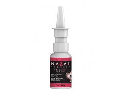 Frezyderm Nazal Cleaner Cold Spicy για Ανακούφιση από το Έντονο Κρυολόγημα Yπέρτονο Αλατούχο Διάλυμα 2,2% NaCl, 30ml