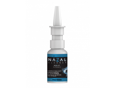αFrezyderm Nazal Cleaner Moist για Ανακούφιση από Ξηρότητα της Ρινικής Κοιλότητας Υπέρτονο αλατούχο διάλυμ 0,9% NaCl, 30ml