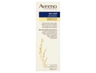 Aveeno® Skin Relief Θρεπτικό Γαλάκτωμα Σώματος 200ml