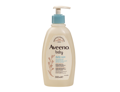 Aveeno® Baby Daily Care Υγρό Καθαρισμού Σώματος & Μαλλιών 300 ml
