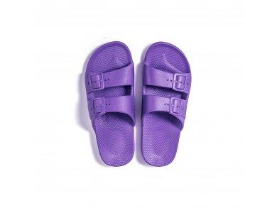 Freedomoses Γυναικεία Slide Σανδάλια, Prince Basic Lilac, No39-40