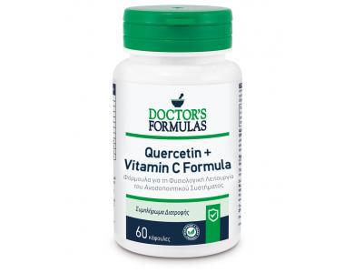 Doctor's Formulas Quercetin & Vitamin C Formula 60caps