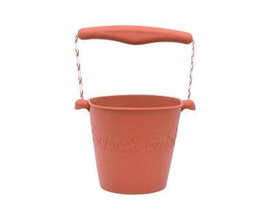 Scrunch Bucket, Κουβαδάκι Σιλικόνης, Rust