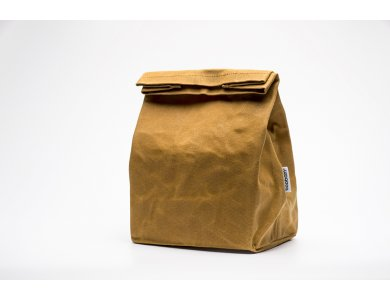 Boobam Lunchbag Καμβά Οικολογικού Βαμβακιού
