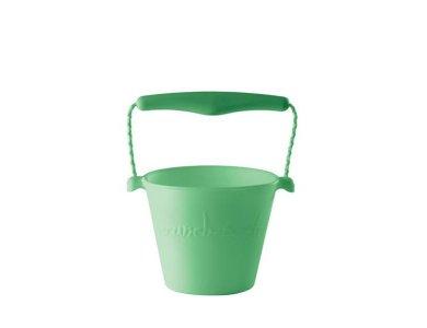 Scrunch Bucket, Κουβαδάκι Σιλικόνης, Pastel Green