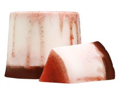 Fresh Line  Grape Soap Strawberry, Φράουλα & Γαλα Χειροποίητο Σαπούνι 120gr
