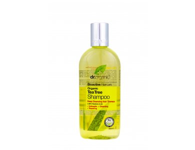 Dr.Organic Tea Tree Shampoo 265ml