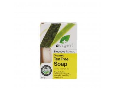 Dr.Organic  Tea Tree Soap 100gr