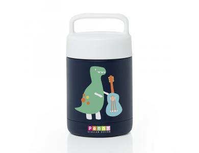 Penny Scallan Thermal Flask, Θερμός Φαγητού, Dino Rock