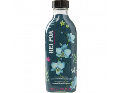 Hei Poa Monoi Oil Tropical Orchid, Λάδι Ενυδάτωσης & Θρέψης για Μαλλιά & Σώμα, 100ml