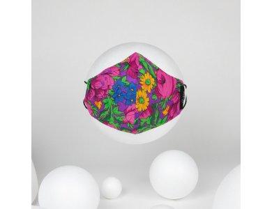 MNEMEE Υφασμάτινη Μάσκα Έβρος, Μεγέθη Medium & Large