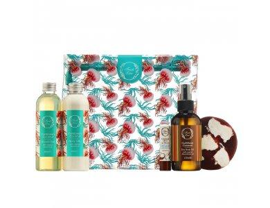 Fresh Line Promo Caribbean Coconut Necessaire Bag 5pcs