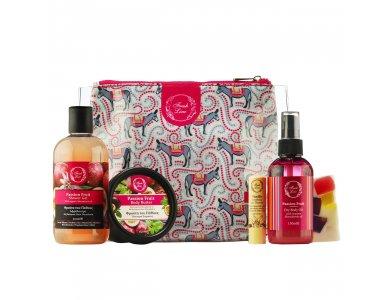 Fresh Line Promo Passion Fruit Beauty Bag necessaire 5pcs