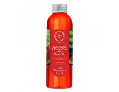 Fresh Line  Watermelon & Prickly Pear Shower Gel, Καρπούζι & Φραγκόσυκο Αφρόλουτρο 200ml