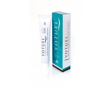 Yotuel Classic Mint Whitening Toothpaste Λευκαντική Οδοντόκρεμα με Γεύση Μέντας, 50ml