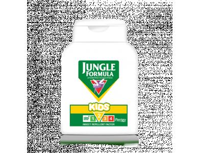 Jungle Formula Kids Εντομοαπωθητική Λοσιόν, Υποαλλεργική, Ειδικά Σχεδιασμένη για την Προστασία των Παιδιών, 125ml