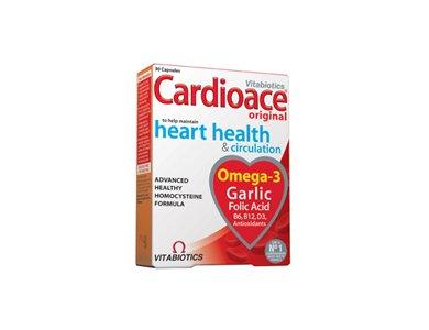 Vitabiotics Cardiocare 30caps