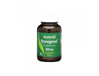 Health Aid Pycnogenol 30mg 30tabs