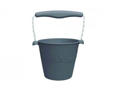 Scrunch Bucket, Κουβαδάκι Σιλικόνης, Grey