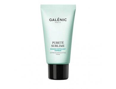 Galenic Pureté sublime - Masque exfoliant express Απολεπιστική μάσκα καθαρισμού 50ml