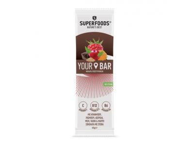 Superfoods Your Bar με Κράνμπερι 45gr