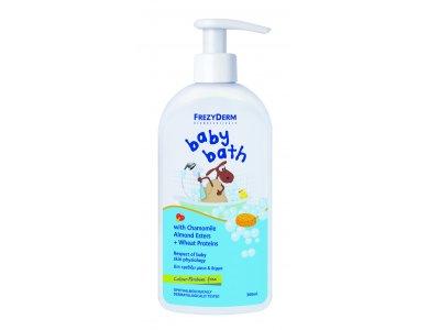 Frezyderm Baby Bath, Βρεφικό Αφρόλουτρο, Χωρίς Χρωστικές & Parabens 300ml