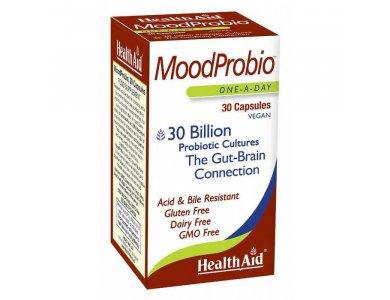 Health Aid Moodprobio 30veg.caps