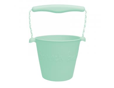 Scrunch Bucket, Κουβαδάκι Σιλικόνης, Mint