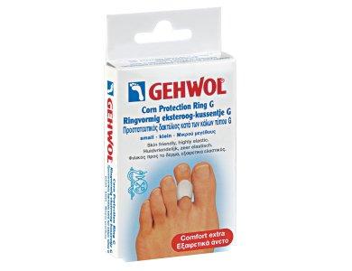 Gehwol Corn Protection Ring G, Προστατευτικός Δακτύλιος Πολυμερούς Γέλης για Κάλους, 3τμχ